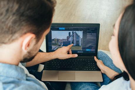 Online Marketing für Immobilien