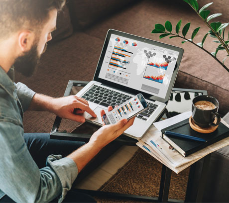 Online Marketing Manager Beruf